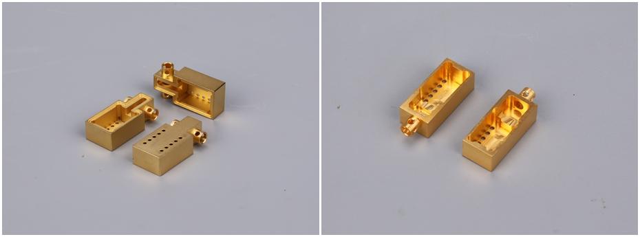 光电通讯盒体展示图