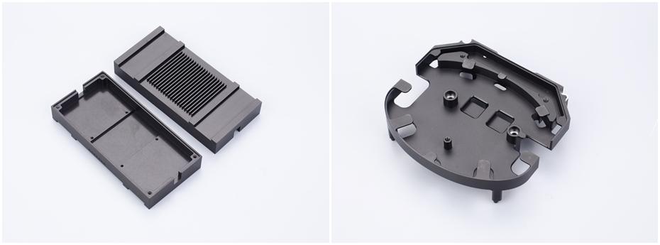 光电通讯黑色盒体展示图
