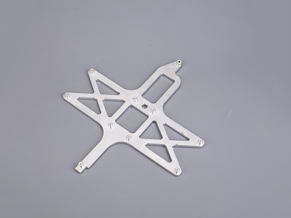 激光器星形支架