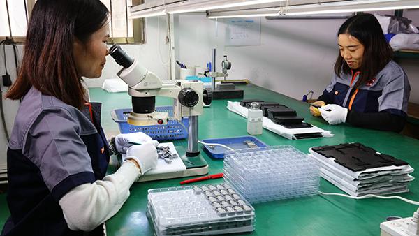 影响迪越非标精密零件加工的质量因素